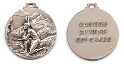 The Manitou Springs Medal